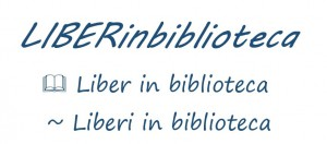 LIBERinbiblioteca logo