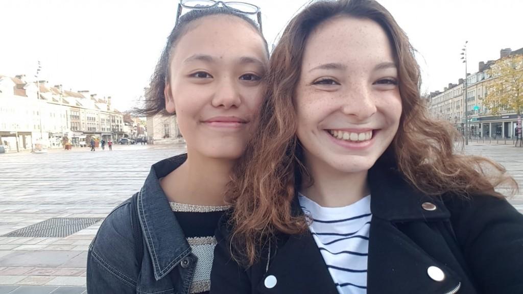 Laura e Anaïs