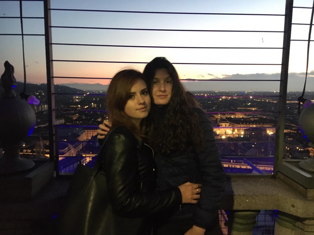 Stefania e Lorine
